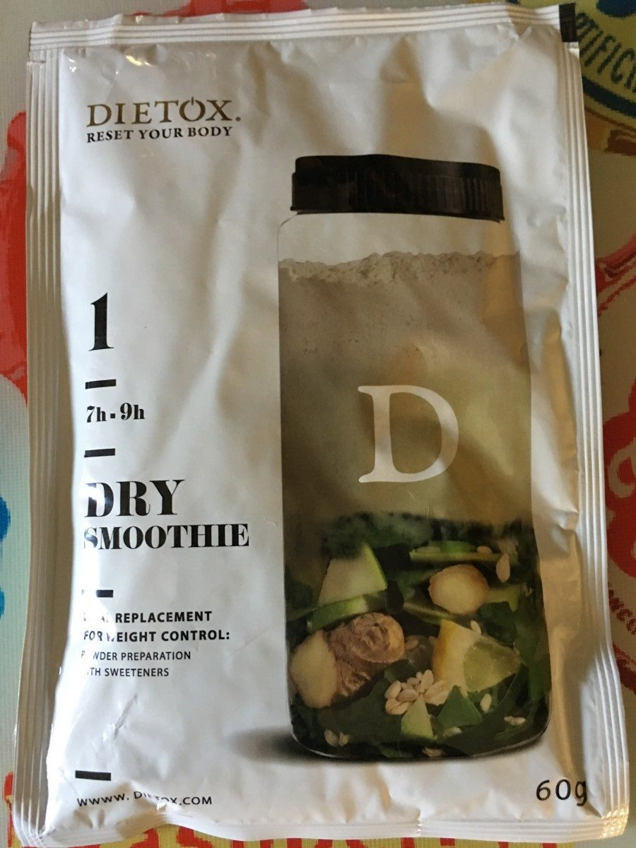 Dry smoothie - Producto