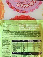 Dry smoothie - Ingredientes
