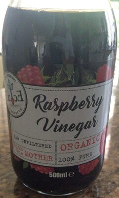 Raspberry vinegar - Prodotto - en
