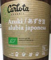 Azuki / Alubia Japonesa - Producto - es