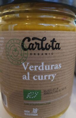 Verduras al curry - Product