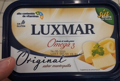 Margarina sabor Mantequilla - Producto