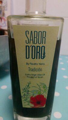 AOVE SABOR DE ORO sin flirtrar - Product - es