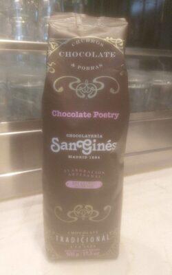 Chocolate tradicional a la taza