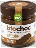 Biochoc Sésamo con Aceite de Oliva Virgen Extra Ecológico - Produit - es
