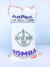 Arroz Bomba Illa de Buda