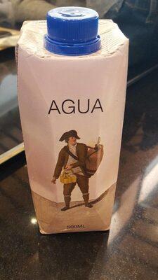 Agua 500ml - Producto - es
