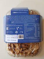 Bocados mediterráneos - Informations nutritionnelles