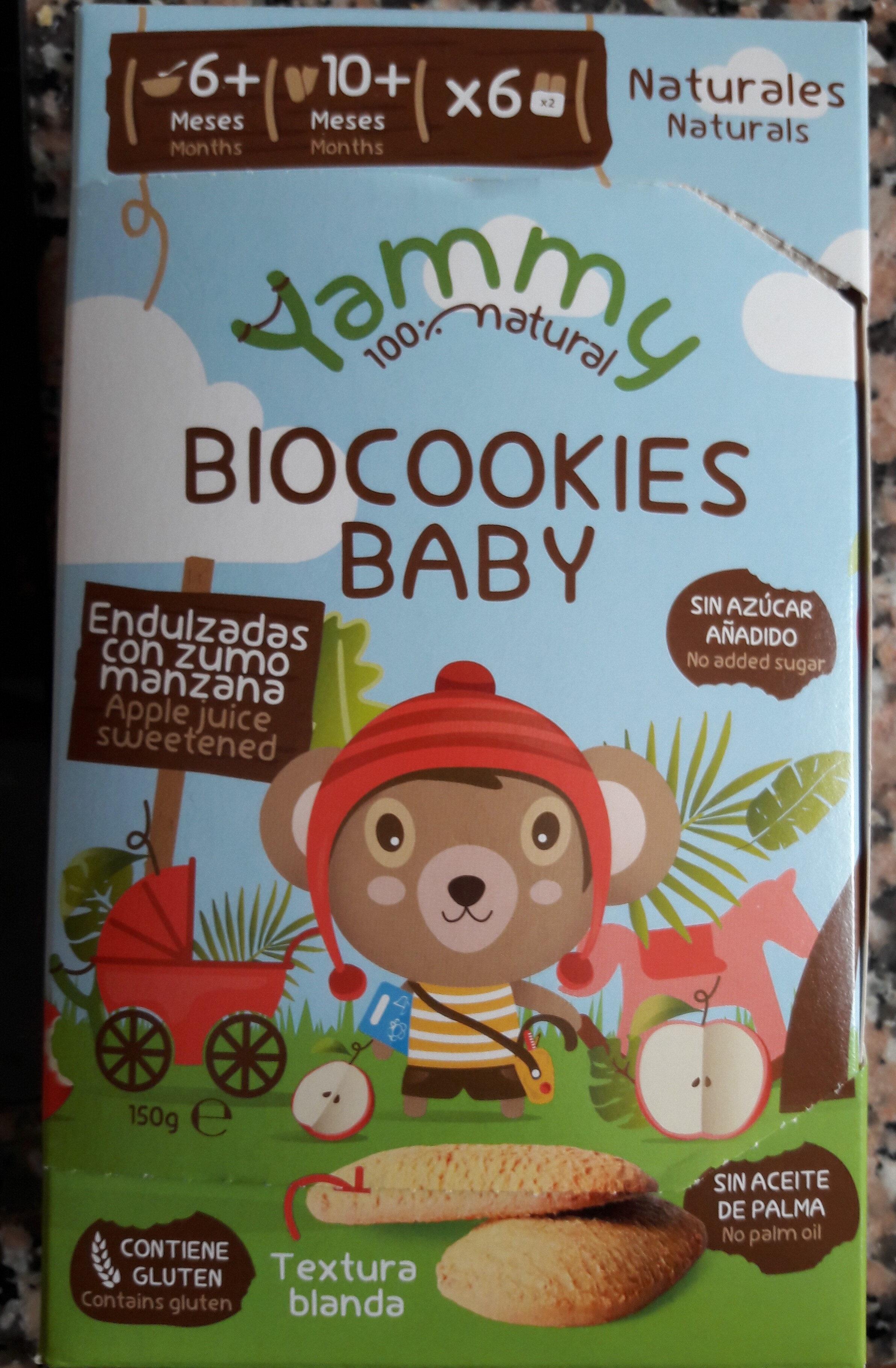 Biocookies baby - Producto - es