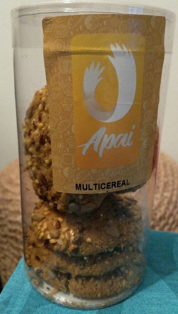 Cookies integral multicereal - Producte