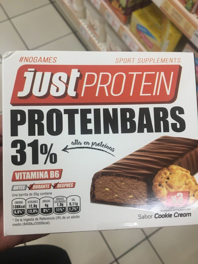 Protein bars - Product