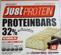 protein bars - Producto