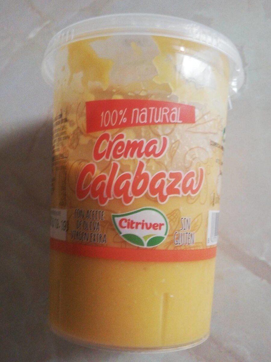 Crema calabaza - Produit - es