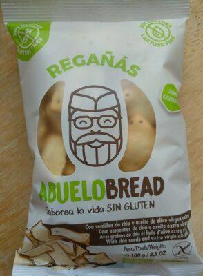 Regañás Abuelo Bread