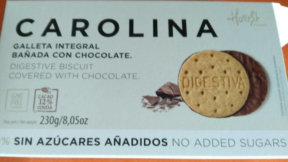 Galleta Carolina - Producte - es