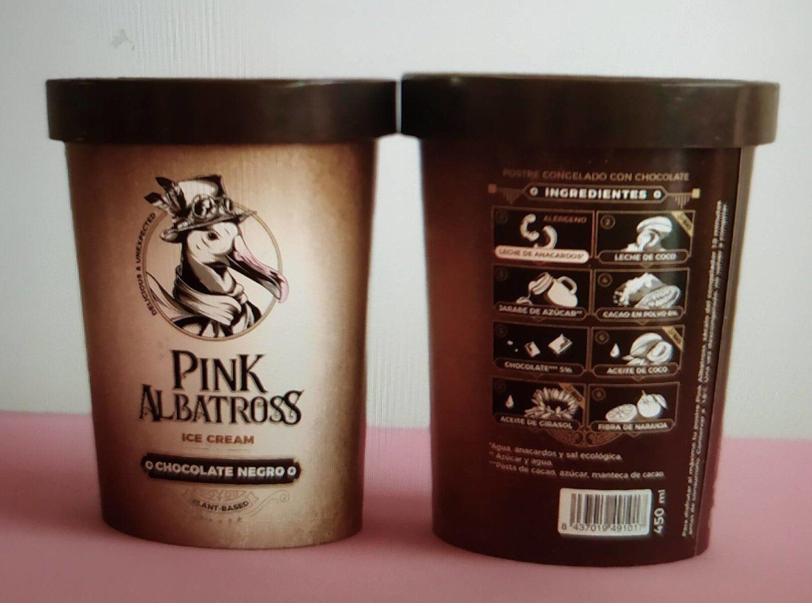 Helado Pink Albatross - Produkt