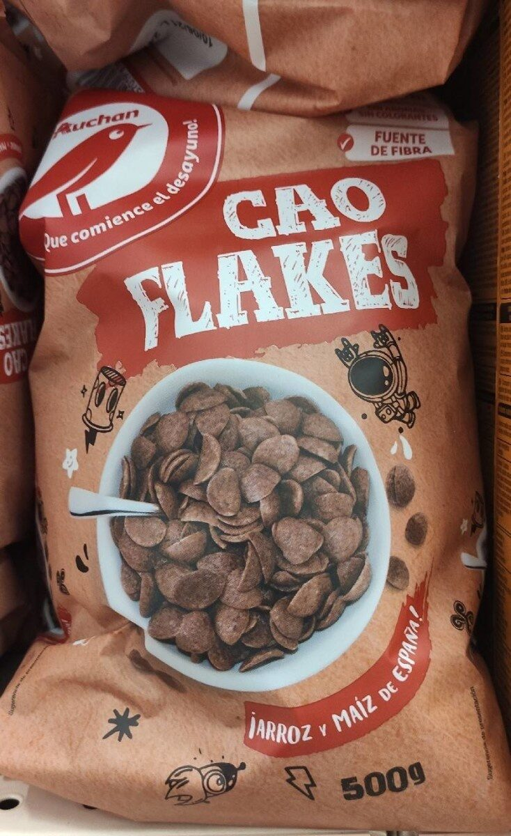Cao Flakes - Product - es