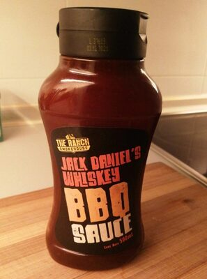 Jack Daniel's Whiskey BBQ Sauce - Producte - es