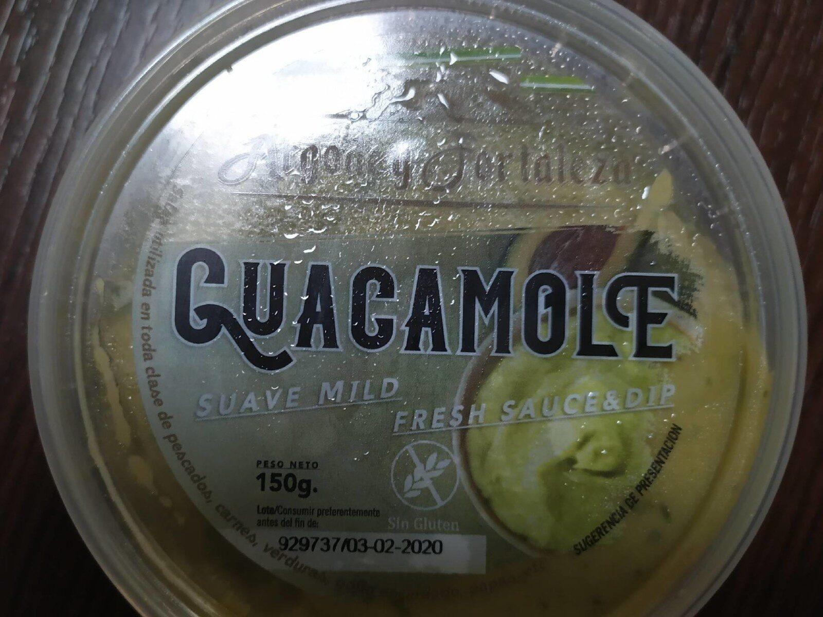 Guacamole suave - Product - es