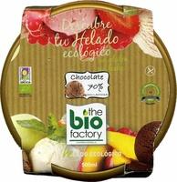 Helado chocolate 70% - Produit