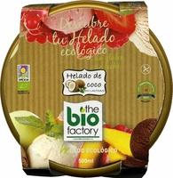 Helado ecológico de coco sin gluten y sin lactosa tarrina - Product - es