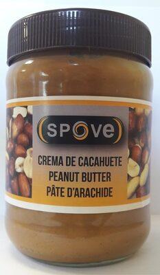 Crema de cacahuete - Producto - es