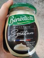 Mayonnaise Signature - Prodotto - fr