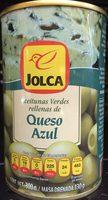 Aceitunas Verdes Rellenas de Queso Azul - Product - es