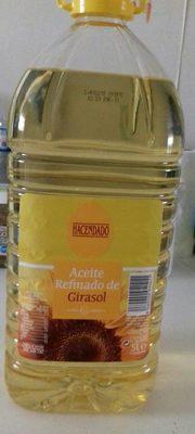 Aceite Refinado De Girasol - Product