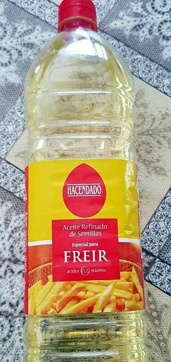 Aceite refinado de semillas especial para freír - Prodotto - es