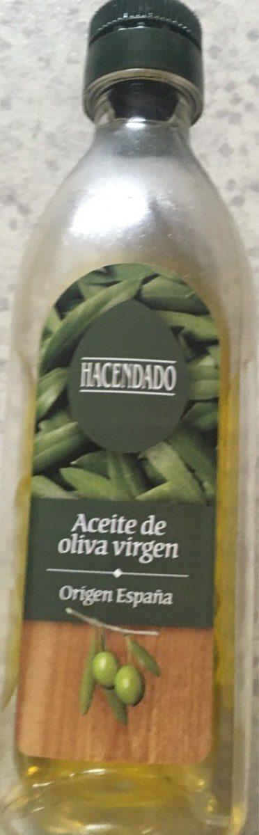 Aceite de oliva virgen - Producte - es