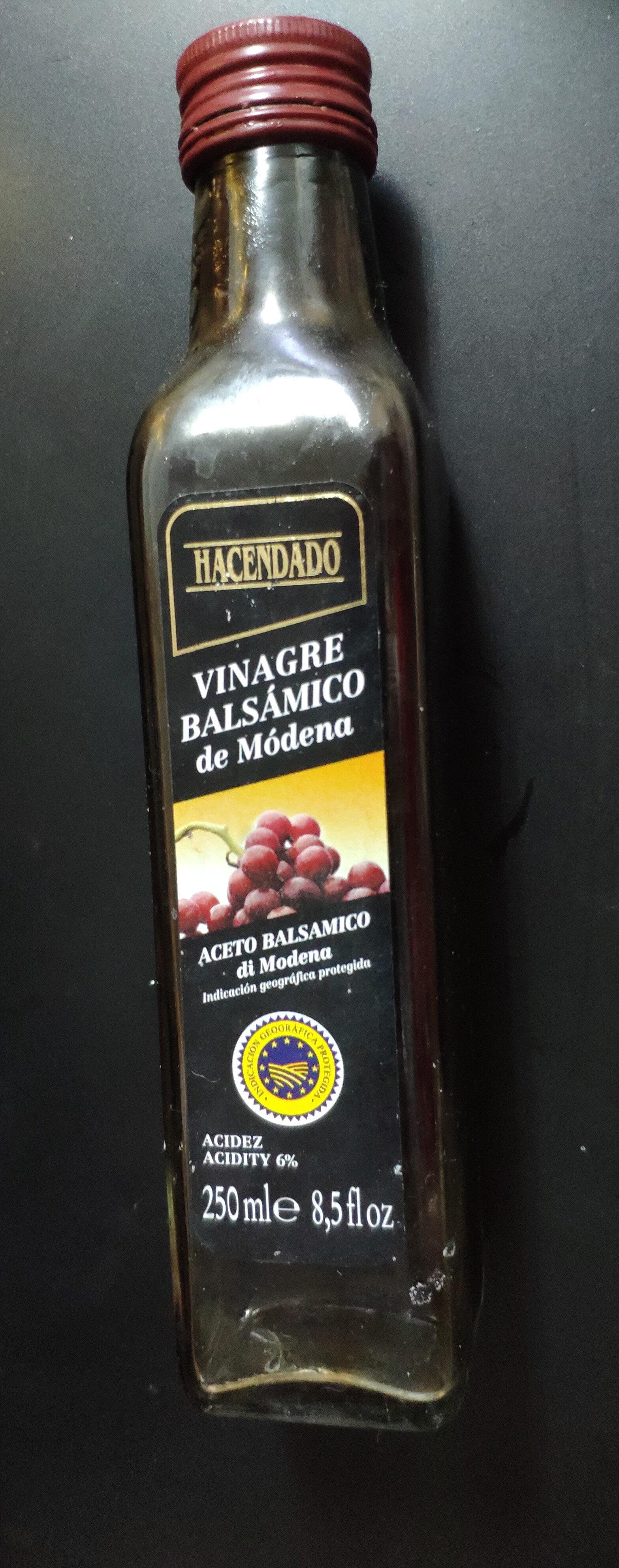 Vinagre balsámico de módena - Producto - es