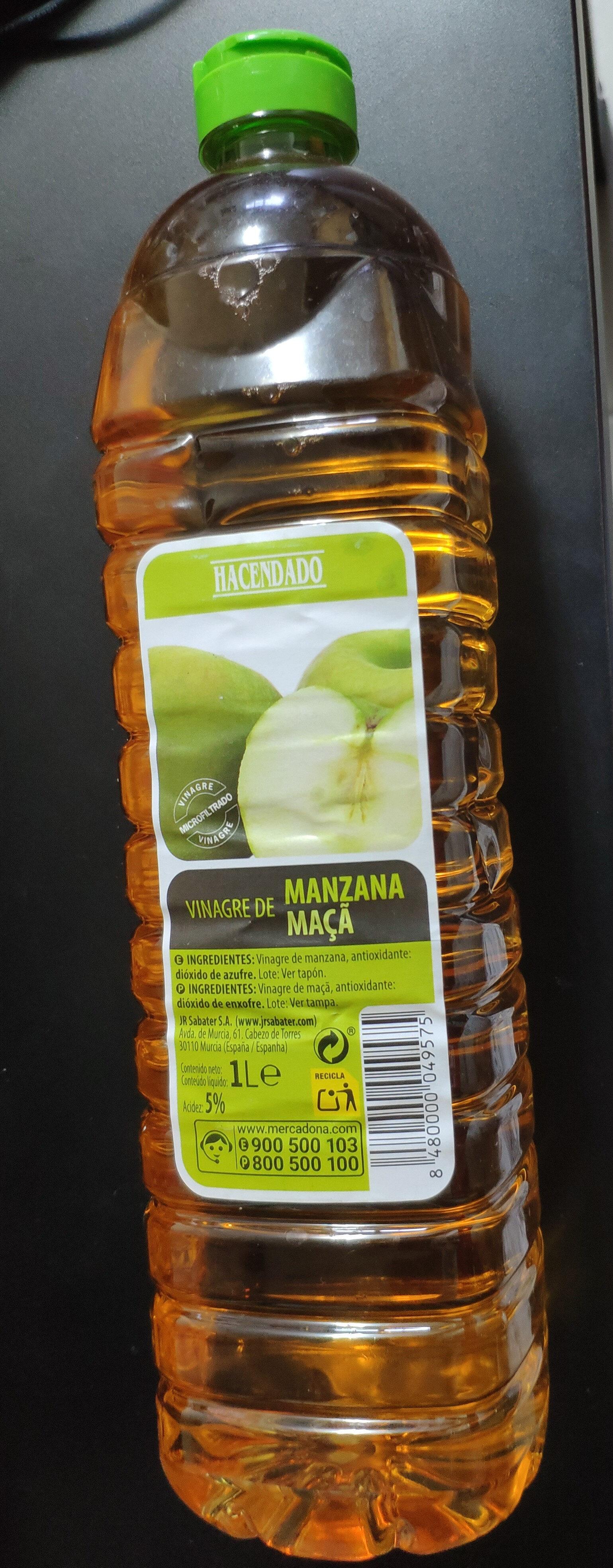Vinagre de manzana - Producto - es