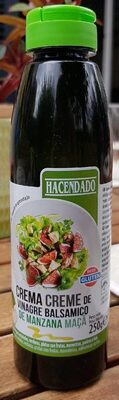 Créma de vinaigre balsamico de Mandanda Maçã - Produit