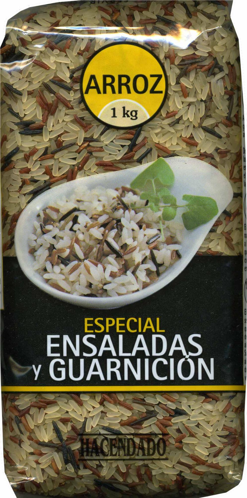 Mezcla de arroces Especial ensaladas y guarnición - Producte - es