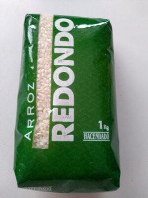 Arroz redondo - Produit - fr