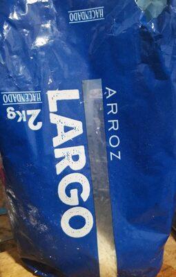 Arroz Largo - Prodotto - es