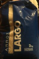 Arroz Largo - Ingredienti - es