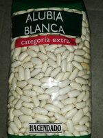 Alubia Blanca - Producto