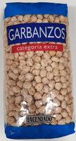 Garbanzos - Producto