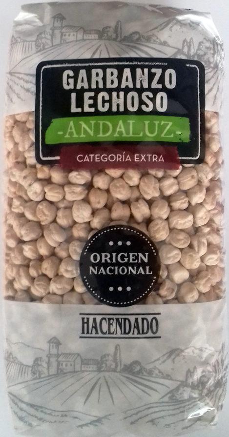 Garbanzo Lechoso Andaluz - Producto
