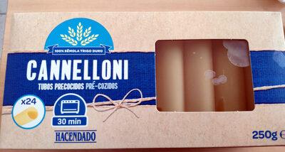 Cannelloni tubos precocidos - Produit - es