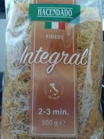 Fideos integral - Product