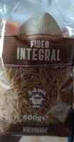 Fideo integral - Prodotto - es