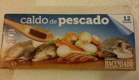 Caldo de pescado - Produit - fr