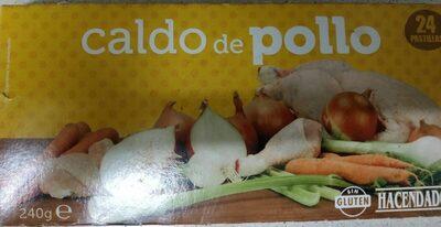 Caldo de pollo - Producto - es