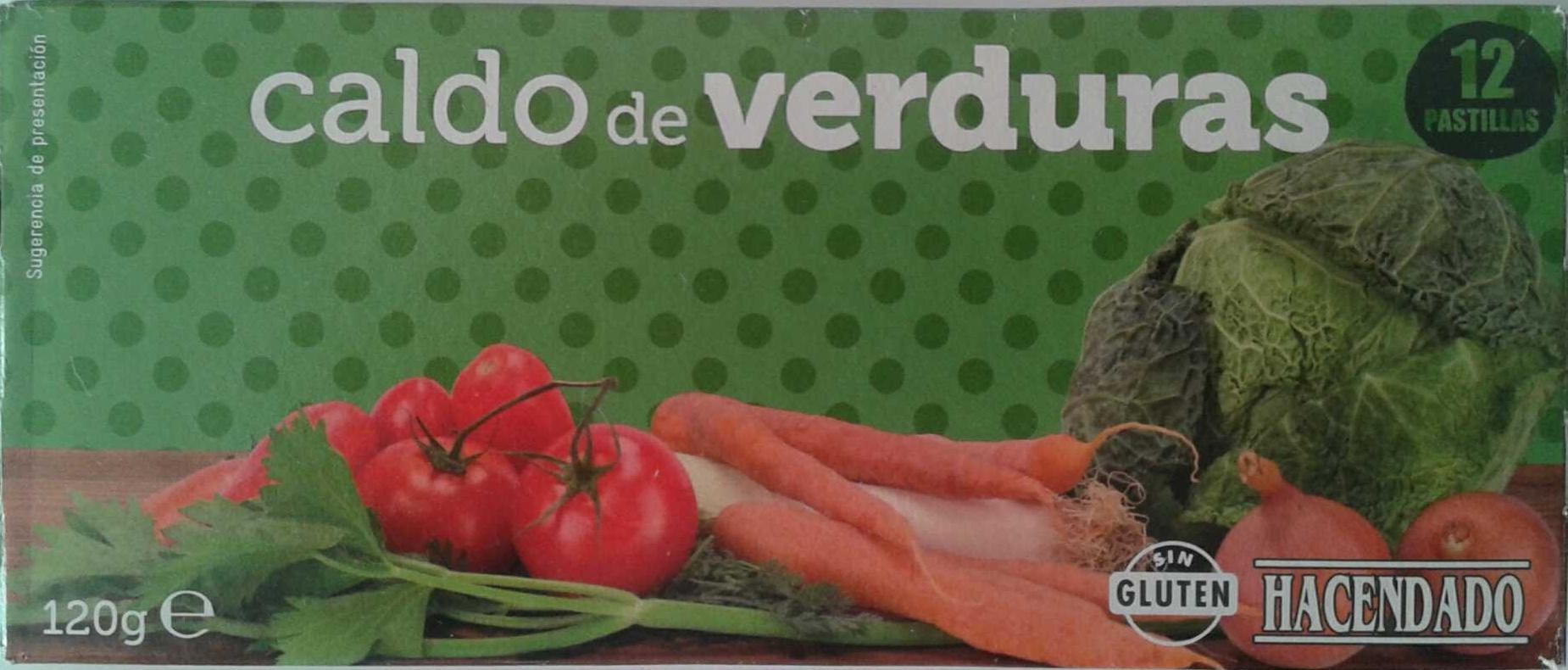 Caldo de verduras - Producto - es