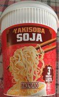 Yakisoba Soja - Producto