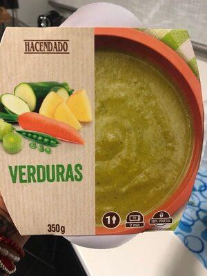 Crema de verduras - Producto - es