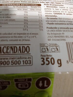 Crema de verduras - Recycling instructions and/or packaging information - es